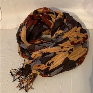 Limited Fall Scarf